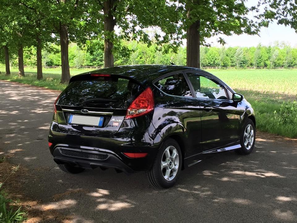 Fibra Di Carbonio Spoiler Posteriore Baule Per Paraurti Freno Adesivo In,Styling DellAuto Adesivo Per Luci Ad Alta Frenata Per Auto,Per Ford Fiesta MK7 Hatchback 2009 2010 2011 2012 2013